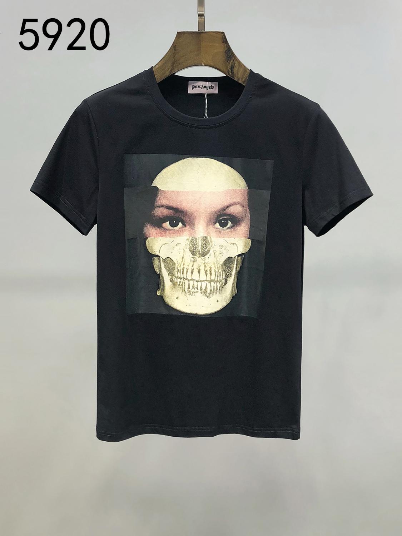 Wonderful Personalidade Impressão Original Design Os homens e mulheres T Shirt Exquisite Pure Cotton T Shirt Tamanho M-3XL