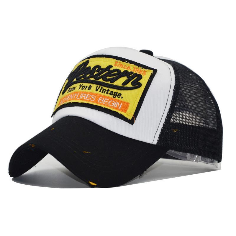 الصيف قبعة بيسبول التطريز مش كاب القبعات قبعات الرجال النساء Gorras هومبر عارضة قبعات الهيب هوب أبي Casquette 2020