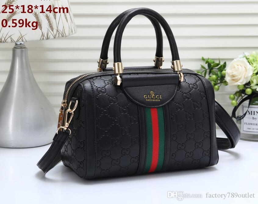 여성 체인 어깨 가방 여성 핸드백 크로스 바디 백 72 고품질의 여성 패션 디자이너 베개 핸드백 PU 가죽 배낭 가방