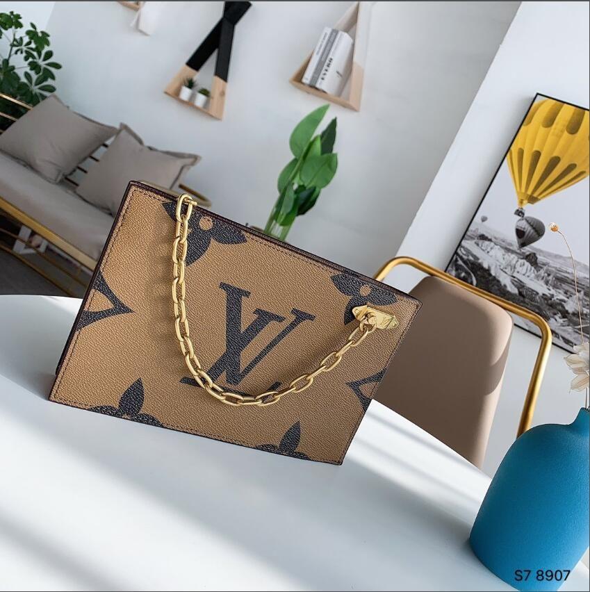 2020 stilleri Çanta Ünlü Tasarımcılar Markalar Adı Moda Deri Çanta Kadınlar Bez Omuz Çantaları Bayan Deri Çanta Çanta çanta - 24