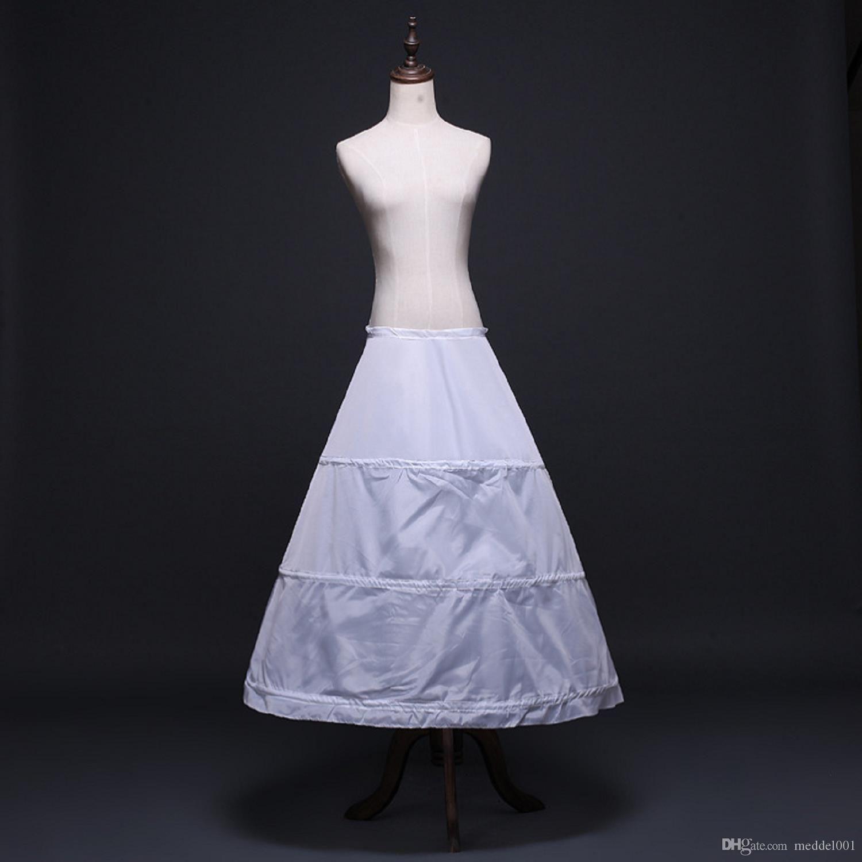 2020 حلقة ربيع جديد الصيف الأبيض الصلب مرونة التنورة المرأة التنورة مطاطا اكسسوارات الزفاف للحصول على العرسان