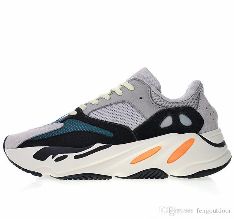 2018 Yeni İndirim Dalga Koşucu 700 En Kaliteli Klasik Koşu Ayakkabıları Kanye West Spor Ayakkabı Moda Sneaker Basketbol ayakkabı