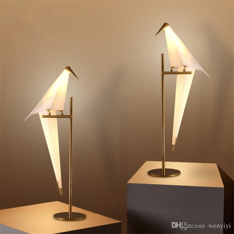 Acheter Lumière Table Postmodern Chambre Nordic Perroquet Créative wPXuOkZilT