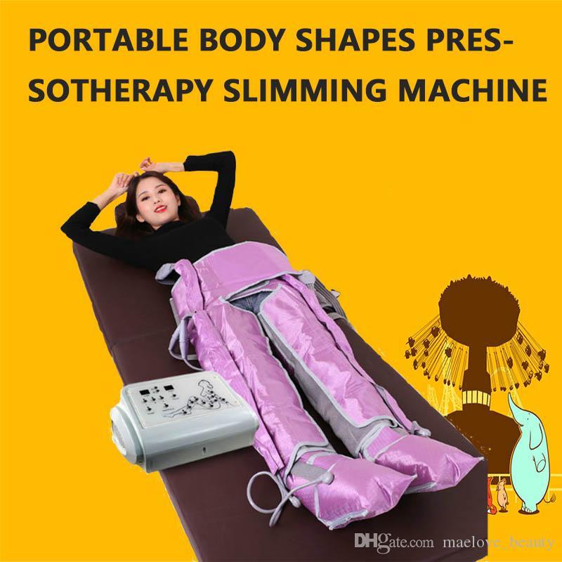 spa salon uso pressoterapia linfodrenaggio massaggio macchina perdere peso slim pressoterapia vestito di drenaggio linfatico