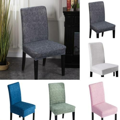 Marvelous Spandex Stretch Seat Covers Wedding Banquet Dining Chair Cover Hotel Party Decor Slipcovers For Dining Room Chairs Disposable Chair Covers From Short Links Chair Design For Home Short Linksinfo