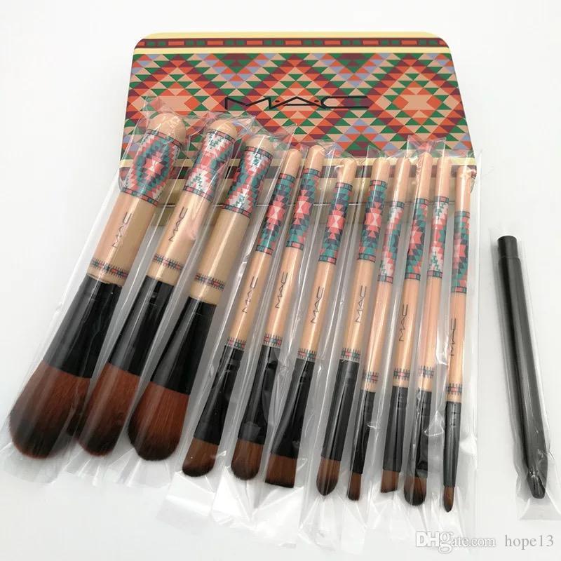 Set Makeup Brushes