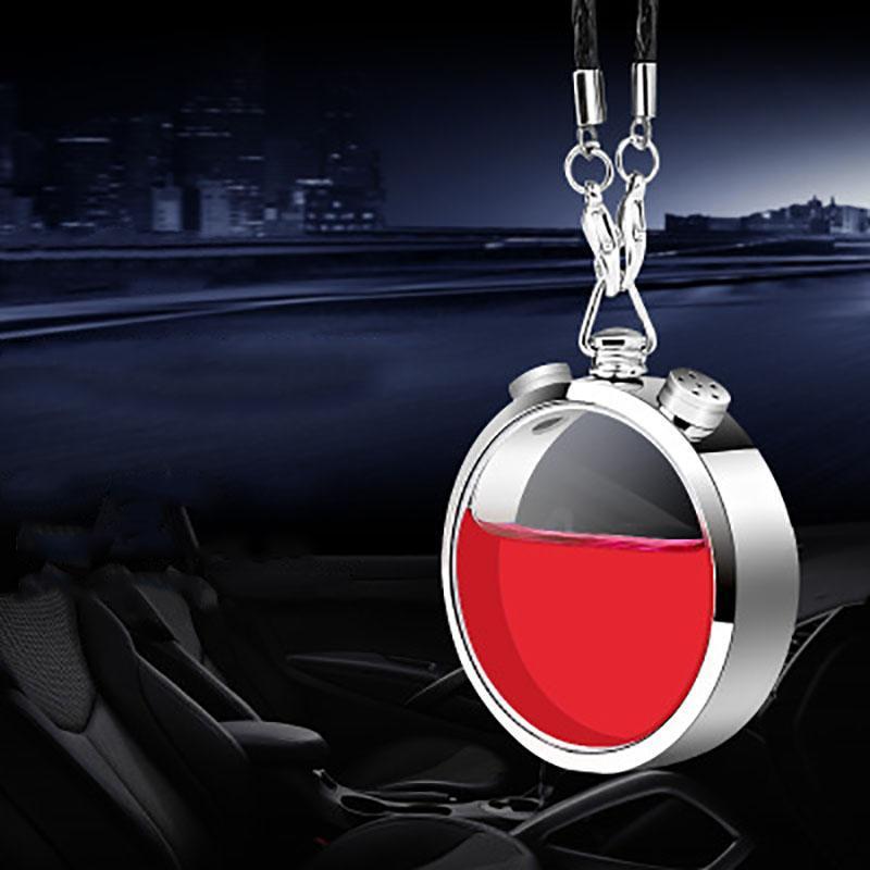 Parfüm Dolum hariç Biety Lanxuan Araba Parfüm kolye Araç İç Takı Süsler Dekorasyon Uçucu Yağlar