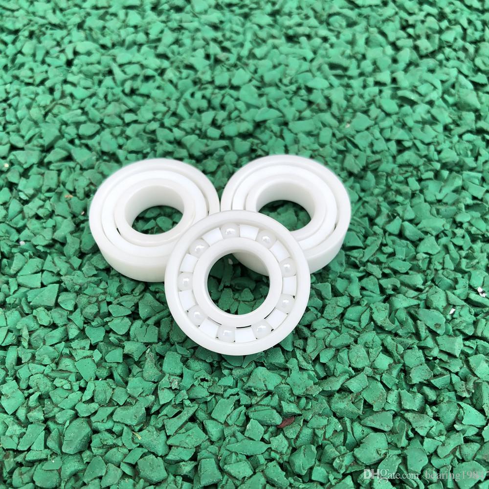 10pcs 6901 full Ceramic ball bearing 12x24x6 mm Zirconia ZrO2 ceramic bearings 12*24*6 mm