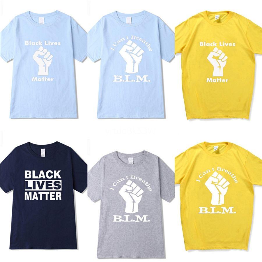 I Cant atmen! LuxuxMens Designer-T-Shirt mit kurzen Ärmeln Mode Tierdruck-Qualitäts-beiläufigen Männer Frauen Hip Hop-Sommer-T-Shirt Te # 35