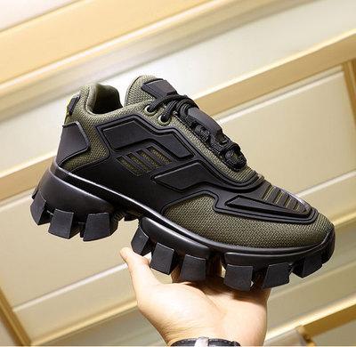 Designer de sapatos New Mens fora chaussures luxo Cloudbust Trovão Alpercatas Arthur tênis branco de qualidade superior mulheres moda popular sapatos