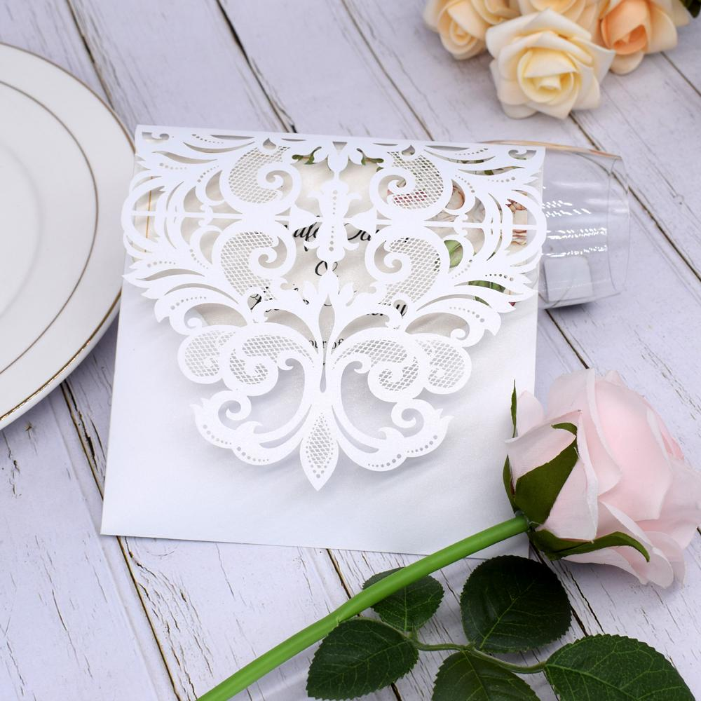 Bride and Groom Wedding Die-cuts x 8 with FREE  White Bows