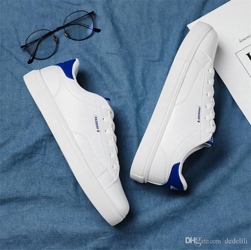 Hot Sale 2020 Novos sapatos casuais confortáveis das mulheres dos homens sshoes planas selvagens tecidos de couro patchwork moda sapatos casuais parafuso prisioneiro esportes patim t