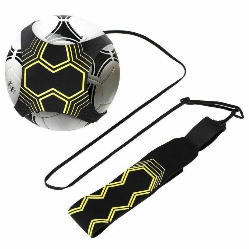 أزياء لكرة القدم لكرة القدم ركلة رمي المدرب سولو Practiie تمارين الطفل حزام الخصر التدريب المعونة تحكم مهارات UK