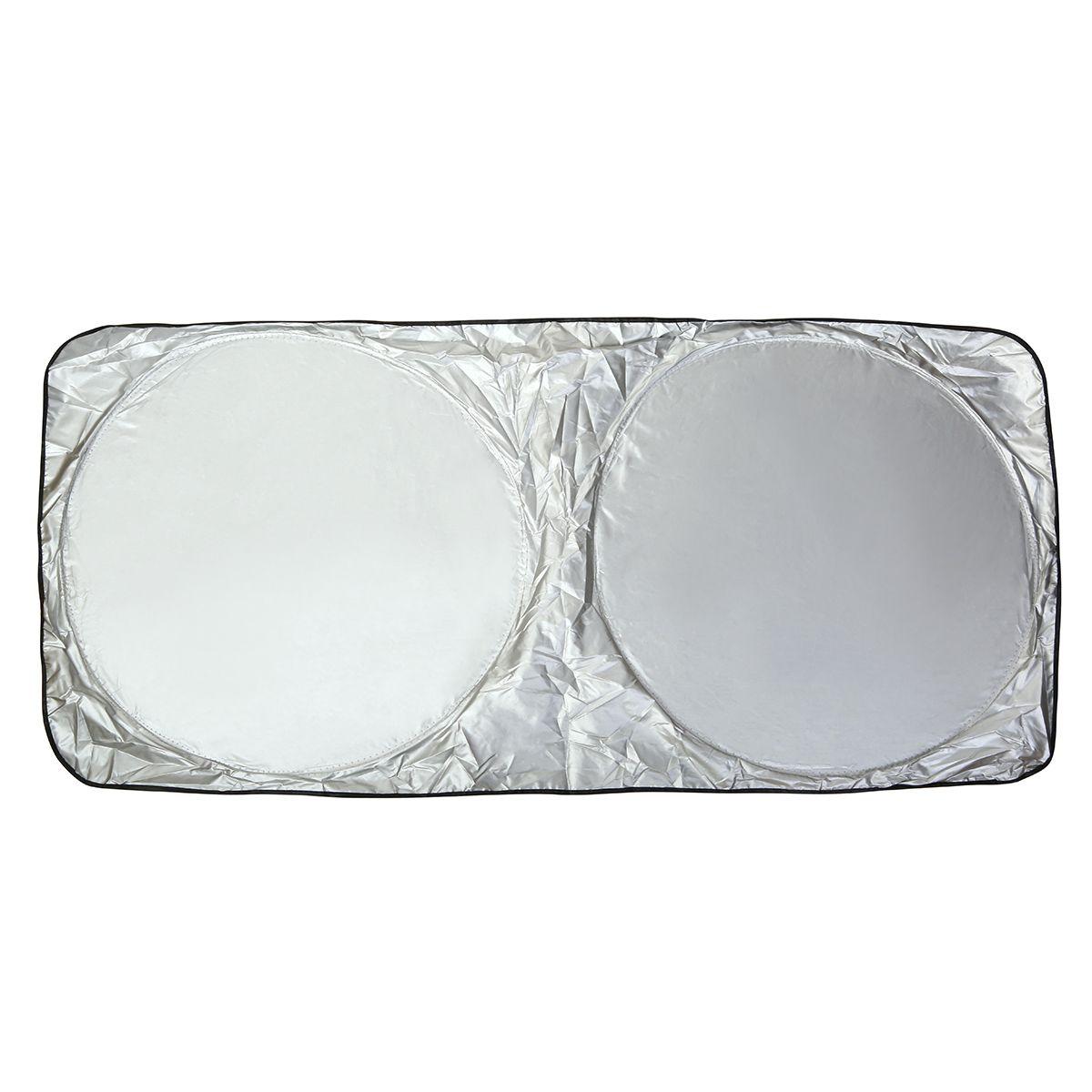 Universal Foldable Sun Shade Car Front Rear Window Sunshade Auto Windshield Block Cover Visor Solar Protection Film