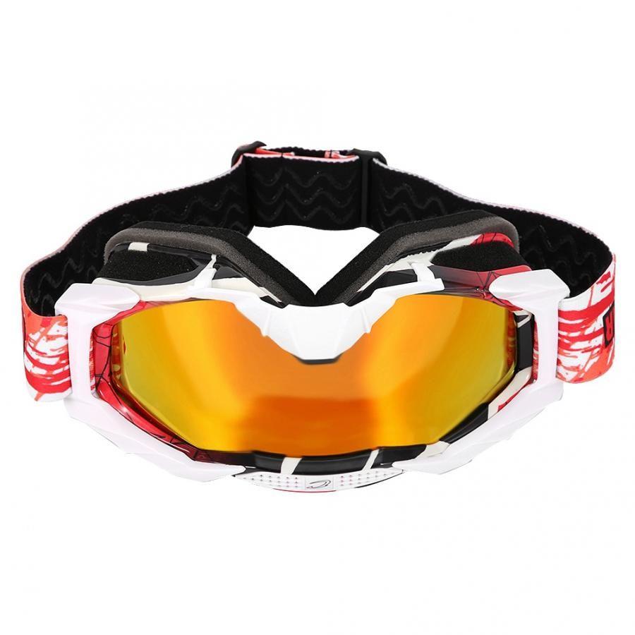 lunettes de motocross lunettes de soleil de sport en plein air coupe-vent de protection vélo lunettes de moto lunettes pièces de moto