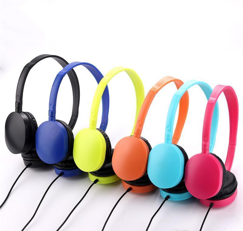 2020 nouveaux écouteurs casque gros écouteurs Paquet de 25 gros casque en vrac pour l'école, en classe, Avion, Hospiital, lycéens ou étudiants, enfants