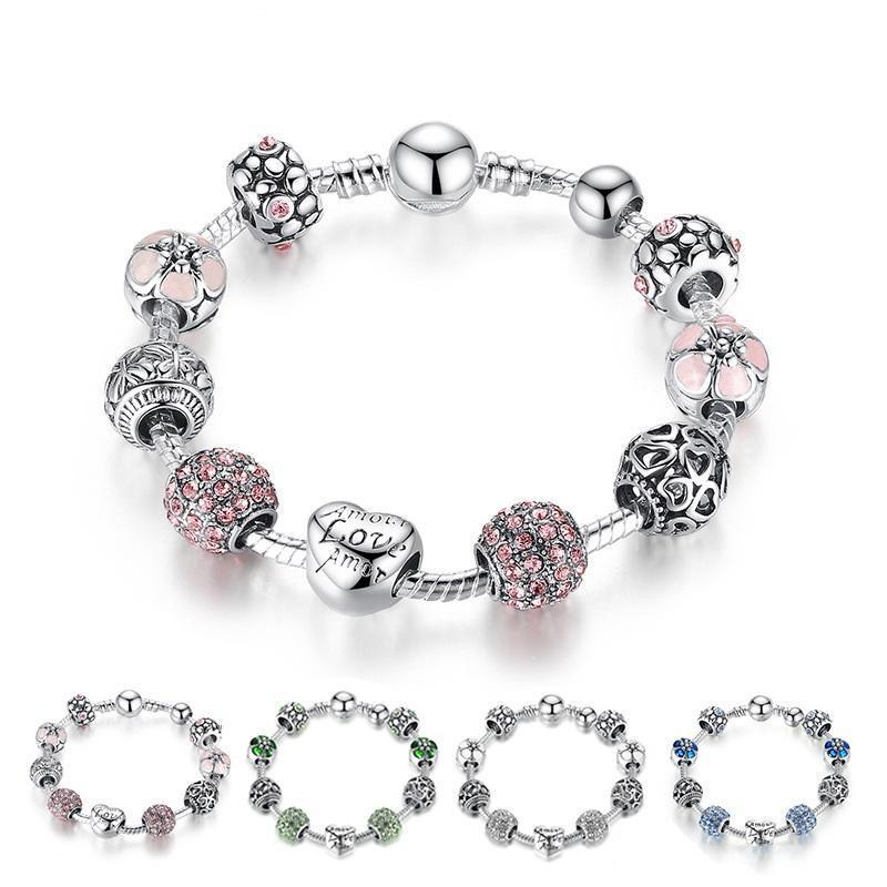 breloques bracelet pandora
