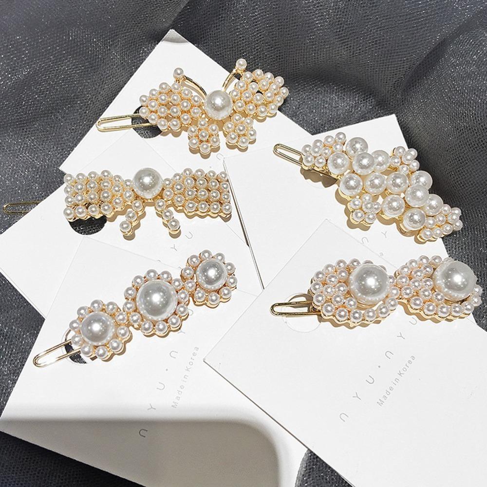 Flowers Barrette Sweet Fashion Hair Accessories Hair Grips Hair Clip Hair Pins