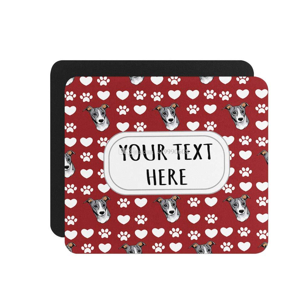 Promotion No Smell And Non-toxic Custom Size Printed Logo Computer Mousepad Neoprene Rubber Polyester Fabric Mouse Pad