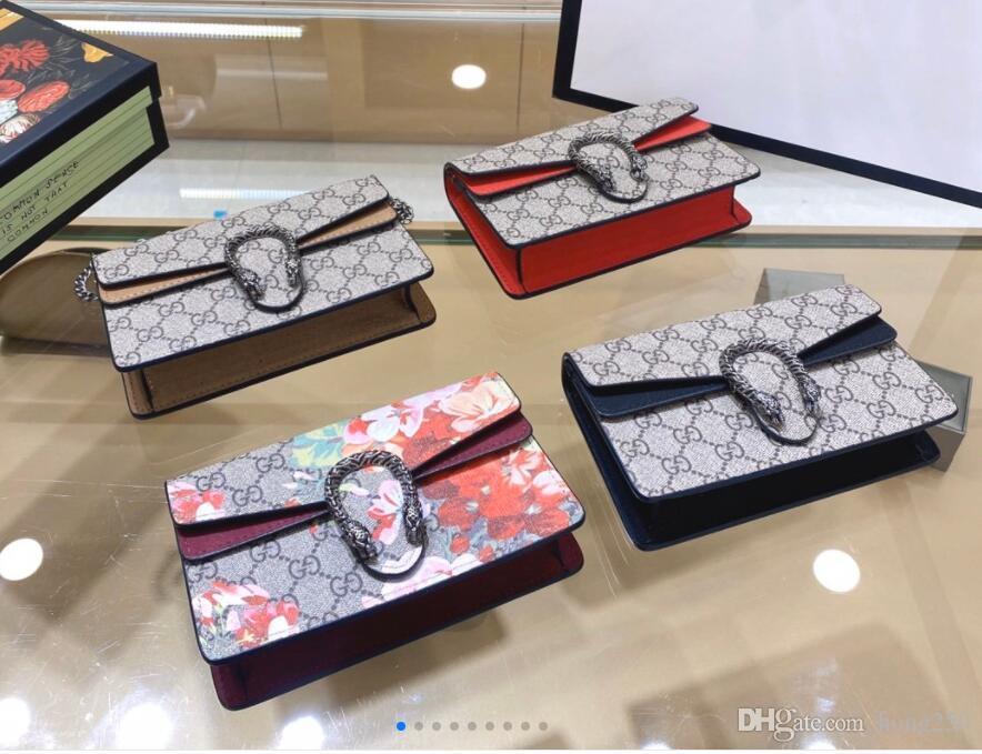 Sac vente chaude épaule Mode féminine chaîne Messenger Bag Sacs à main haute qualité bourse de portefeuille Designer cosmétiques Sacs fourre-tout de Crossbody
