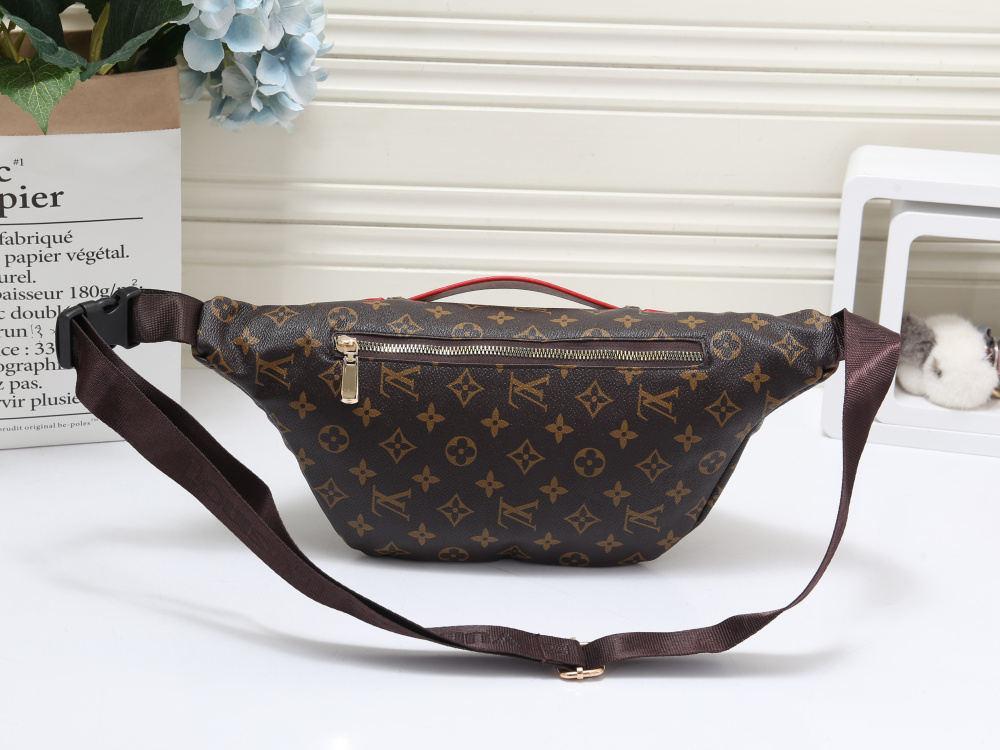 Praça Flor de luxo Fanny Pack Man For Women cintura Bag Moda Fannypack com letra Bumbag Outdoor Ob # 7014 XA B104409X