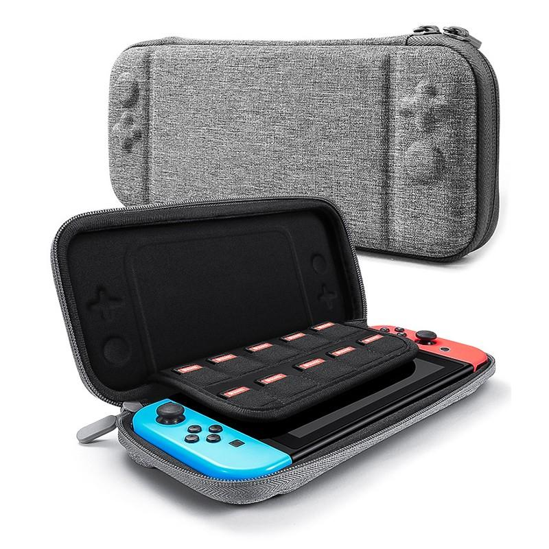 Per Nintendo Interruttore di caso Console durevole Card Game Storage Bag Custodia rigida Borsa EVA sborsare portatile Borsa per il trasporto Custodia protettiva