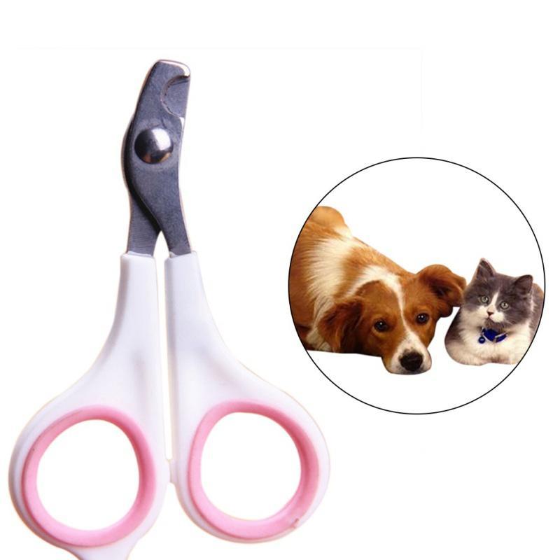 Nail Pet Grooming Clipper Scissors Dog Trimmer Cat Bird Toe Cutter Claw Care  JK