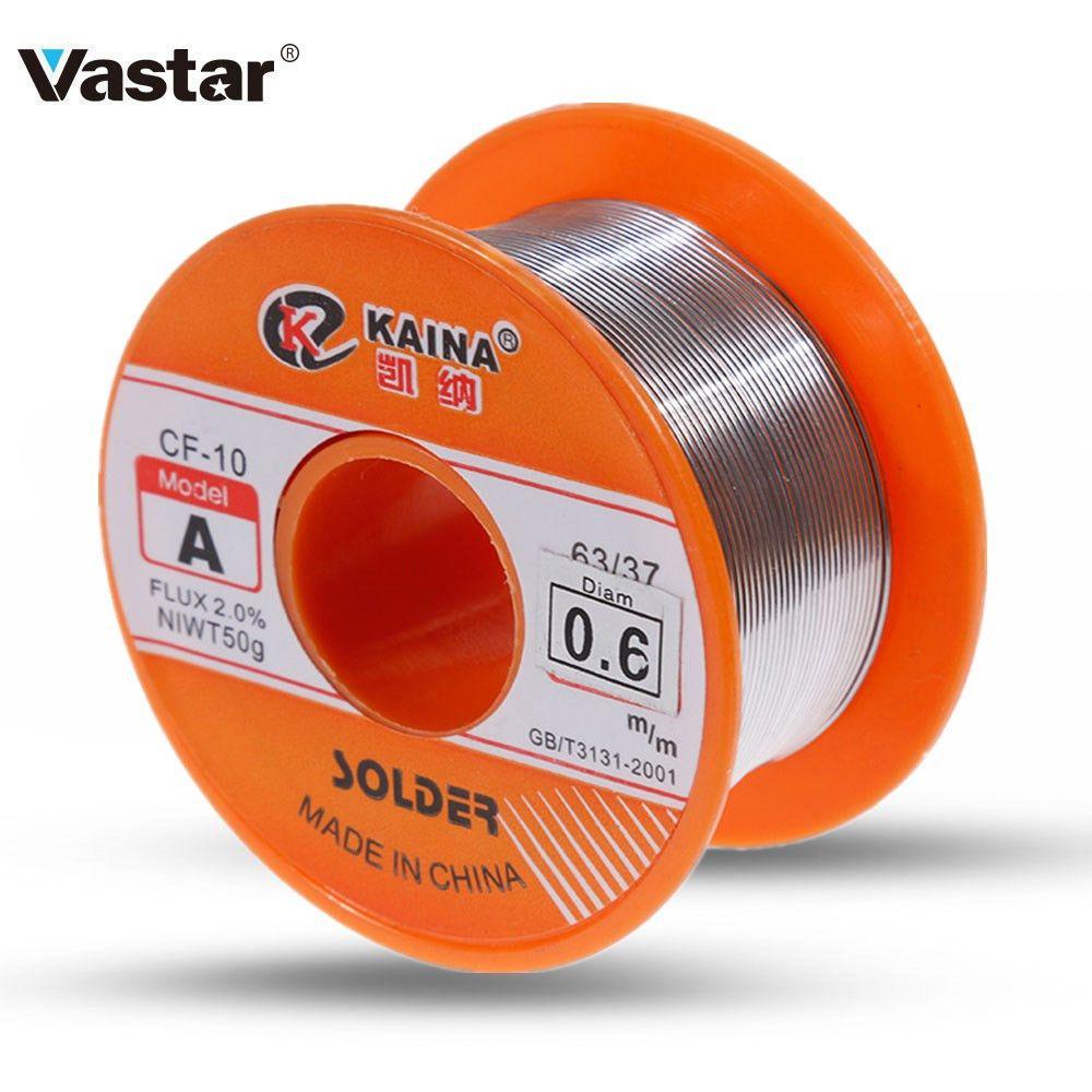 0.8mm Rosin Core Tin Roll Flux Lead Free Solder Electric Welding Wire Reel NEW