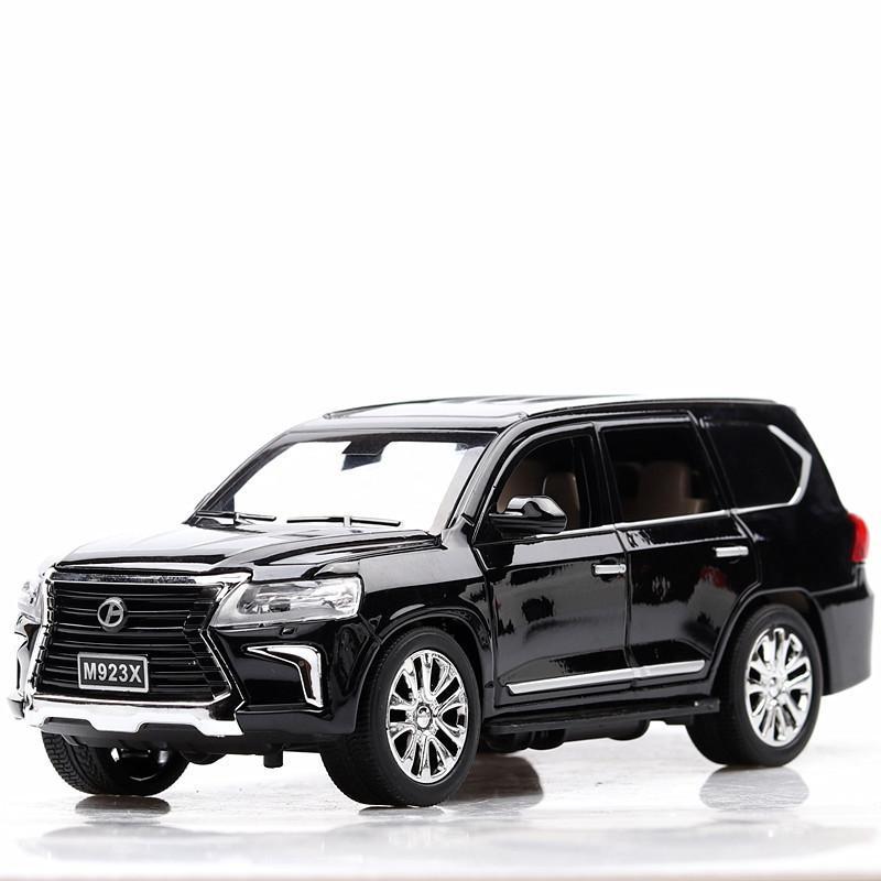 1 24 لكزس Lx570 دييكاست لعبة السيارات نموذج سيارة مع Soundlight مجموعة سيارة لعب بوي الأطفال هدية عيد J190525 2021 من Tubi06 72 32ر س موبايل Dhgate
