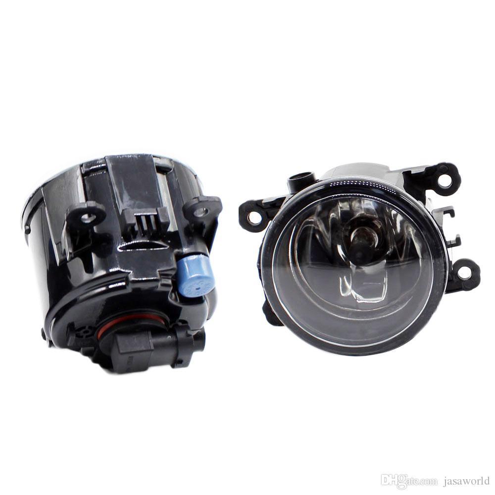 2 개 자동 오른쪽 / 왼쪽 안개등 램프 자동차 스타일링 H11 할로겐 빛 12 볼트 55 와트 전구 어셈블리 닛산 Navara 패스 파인더 인터 2003-2013