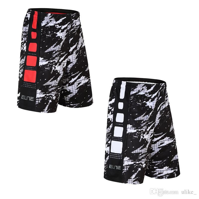 4XL Pantaloncini da basket elastici, maglia da calcio, allentati, sportivi, da uomo, da allenamento, da corsa, pantaloncini sportivi