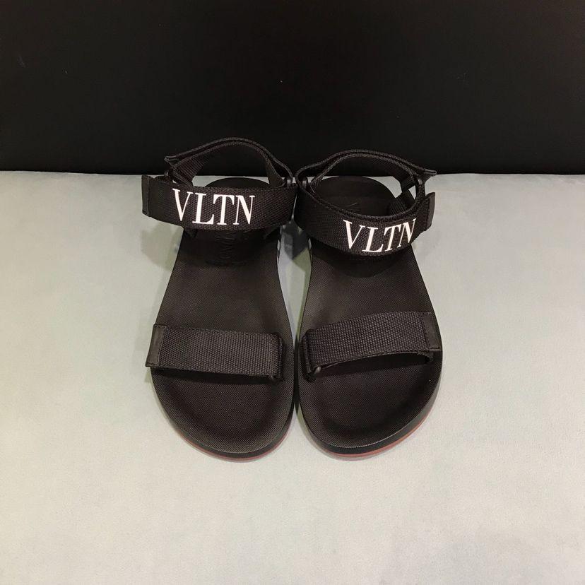 zapatillas sandalias zapatos diseñador de moda zapatos plataforma zapatos de ocio para hombres tamaño europeo 38-45 material de goma w7