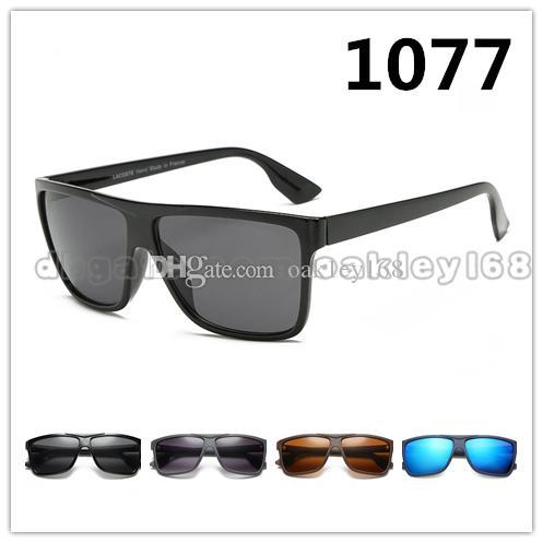 New Men And Women Fashion Classic 1077 Sunglasses Brand Designer Sunglasses For Men Retro Sunglasses UV400 Goggle