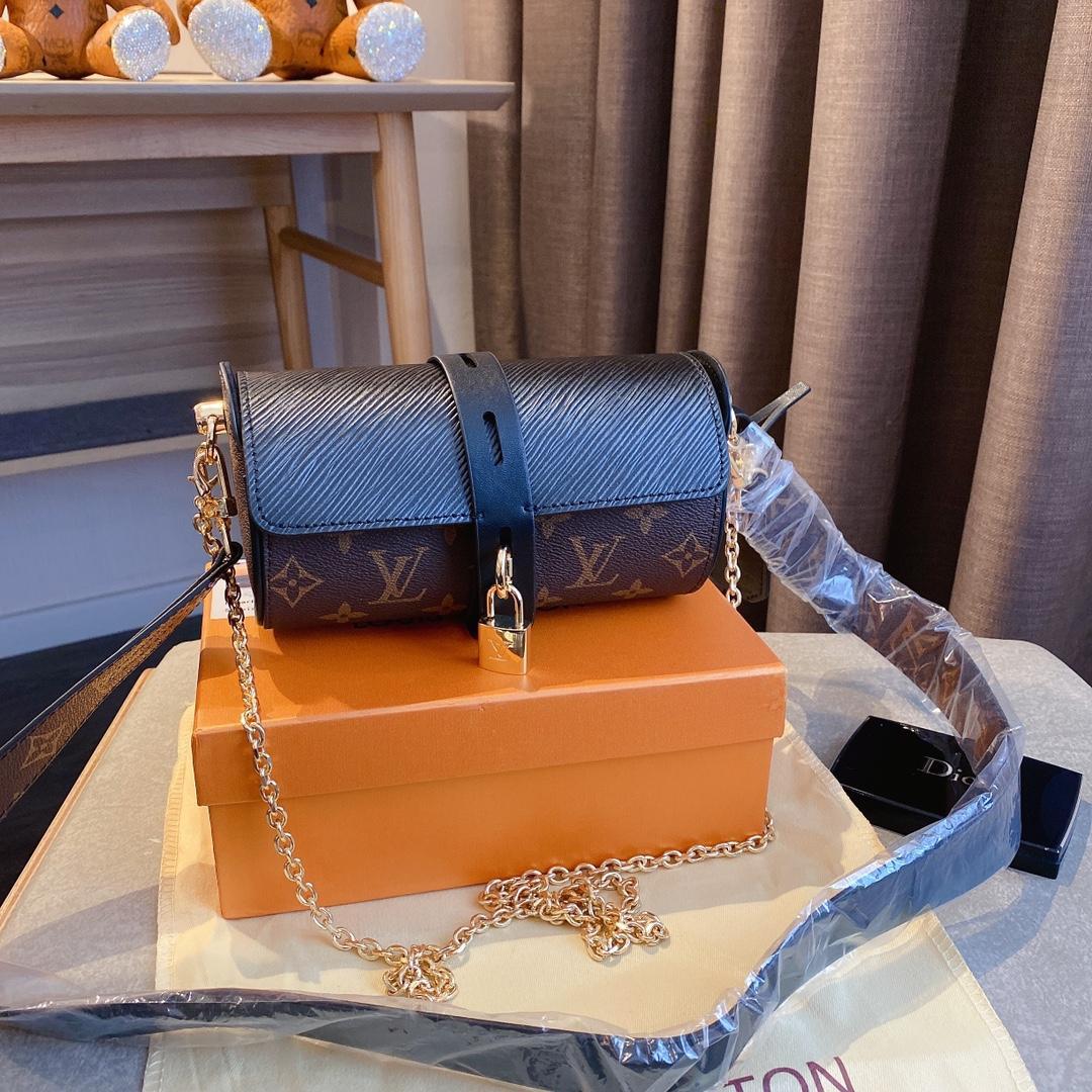 concepteur sacs à main de sac à main de luxe en cuir véritable speedy sacs à bandoulière embrayage fourre-tout de style classique sac messager Crossbody oreiller AI036