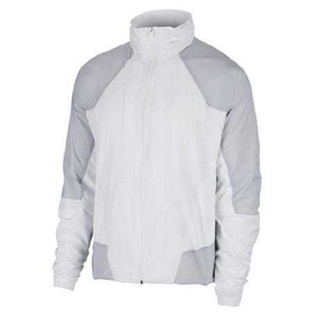 Весна осень мужская ветровка куртки с капюшоном дизайнер лоскутное мода спорт работает бренд пальто с длинным рукавом молнии толстовки LJJ98291