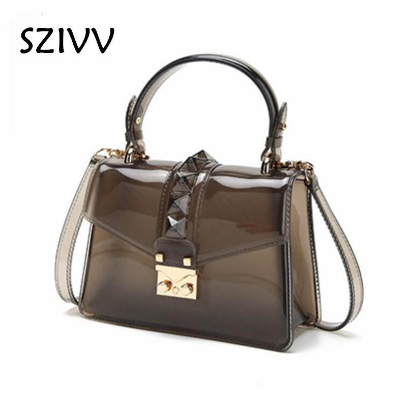 UK Women Rivets Ladies Leather Handbag Shoulder Tote Purse Satchel Messenger Bag