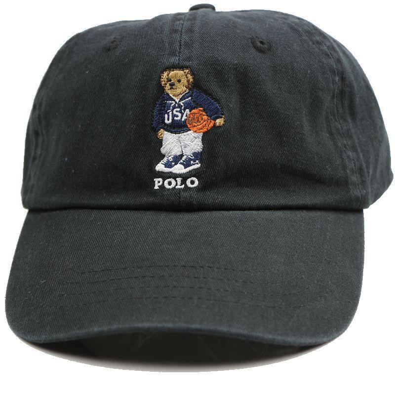 Toptan Gorras Erkekler Kadınlar ayarlanabilir İçin Kemik Şapka Polo Beyzbol Şapkası Ayarlanabilir Hip Hop Snapback Güneş Caps K-pop