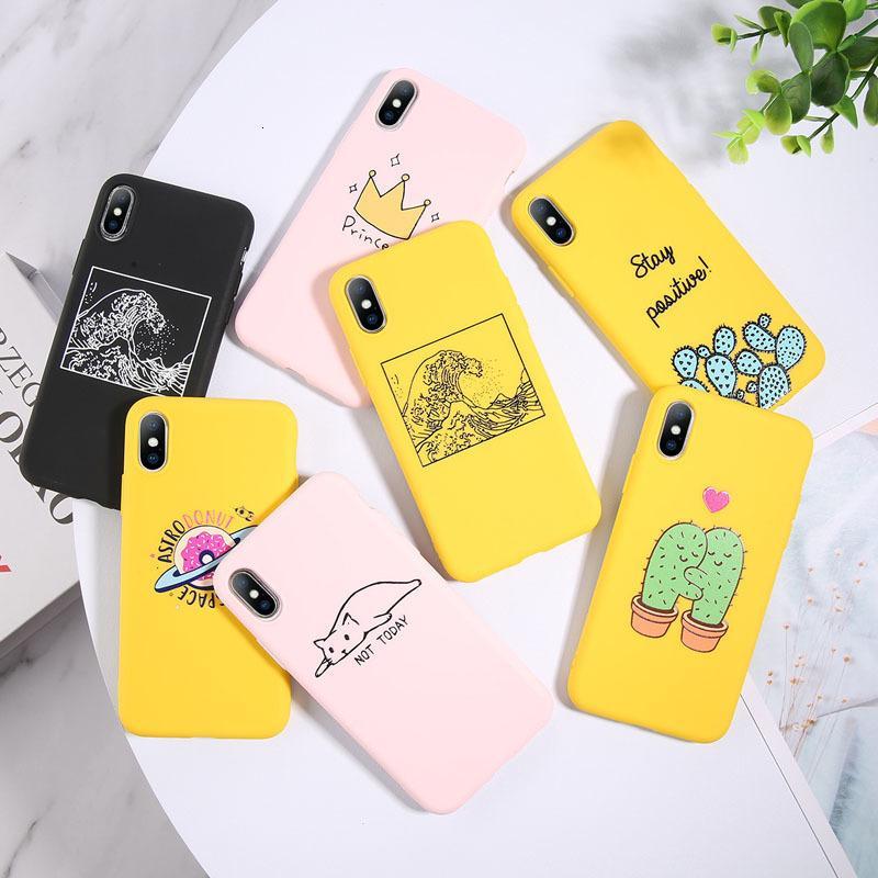 USLION drôle de bande dessinée d'avocat Cas de téléphone pour l'iPhone 11 Pro Max 7 8 6 6s plus TPU Housse en silicone pour iPhone X XR XS Max souple cas