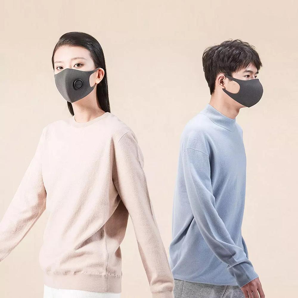 Haze Funda Cara Anti-Haze Face Professional XFNGO PM2.5 Máscara de la máscara de la cara Mascarilla protectora Jwoqi