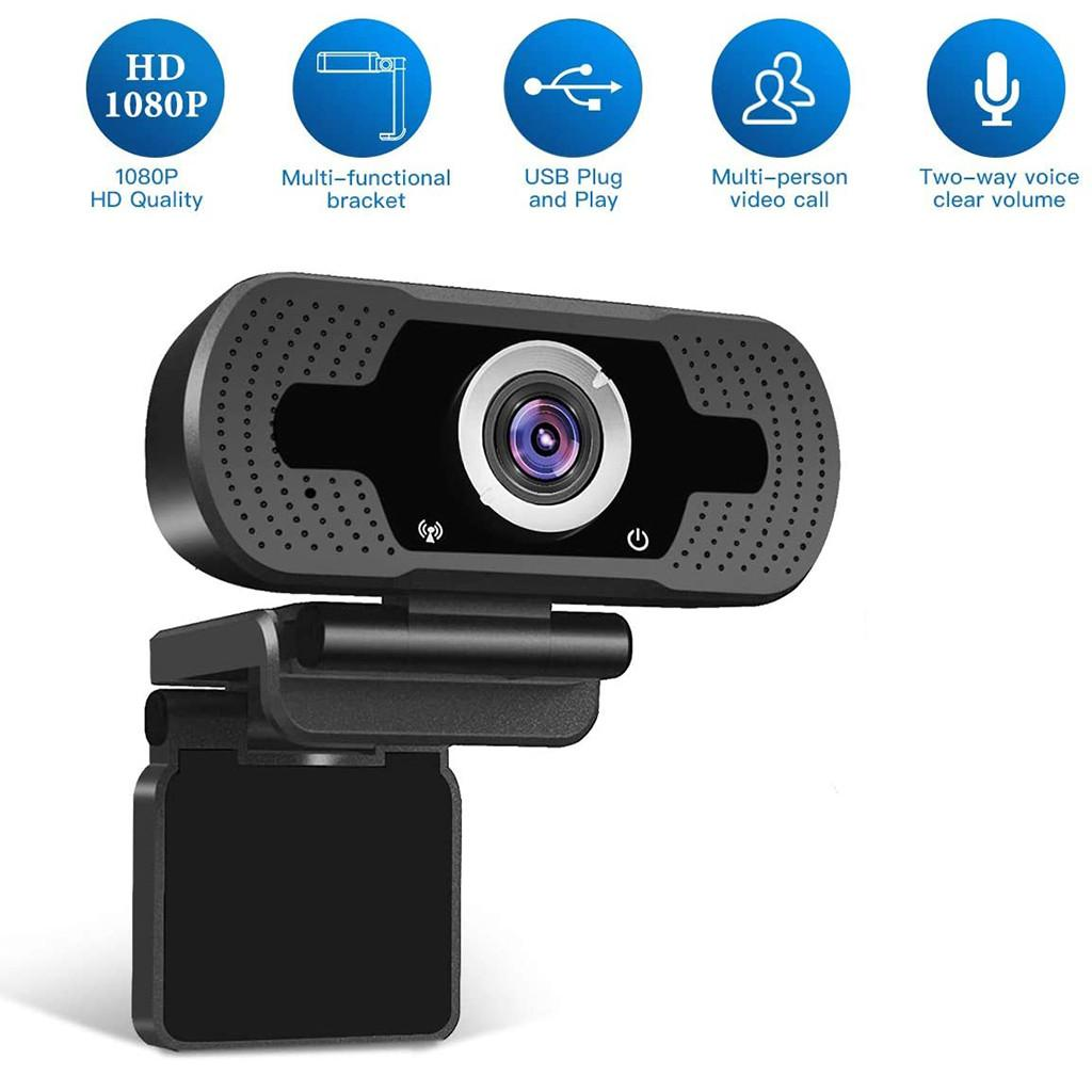 2MP USB2.0 webcam com microfone Webcams 1080p HD pc computador portátil da câmera para Home Video Chamada Game Cam para SO Windows