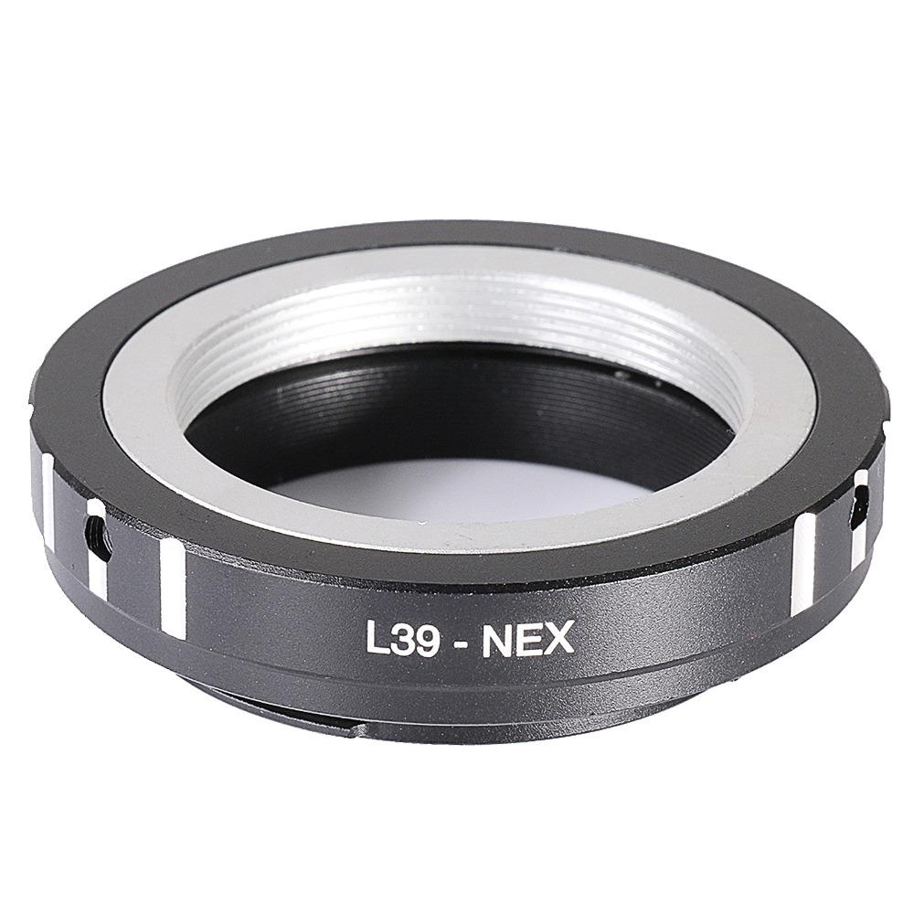 L39-NEX Adaptateur objectif Leica L39 objectif M39 à SONY pour E-carosserie de l'appareil A7 A7R A5000 A6000 NEX3 NEX5 5N 5R 7 F5