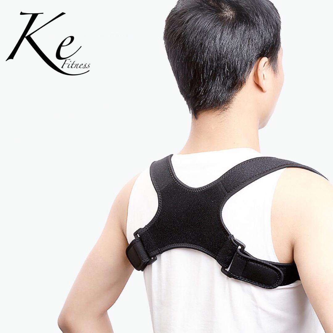 KE Voltar Orthotics Humpback Orthotics Balançando Anti-jubarte Corcunda Correção Posture Corrector dor reliefe