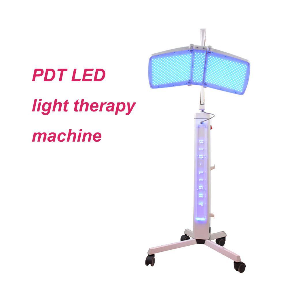 4 ألوان 120 ميجا واط لكل ضوء pdt led تجديد الجلد آلة الفوتون الصمام ضوء العلاج بشرة الوجه التنغيم حب الشباب إزالة الجمال جهاز
