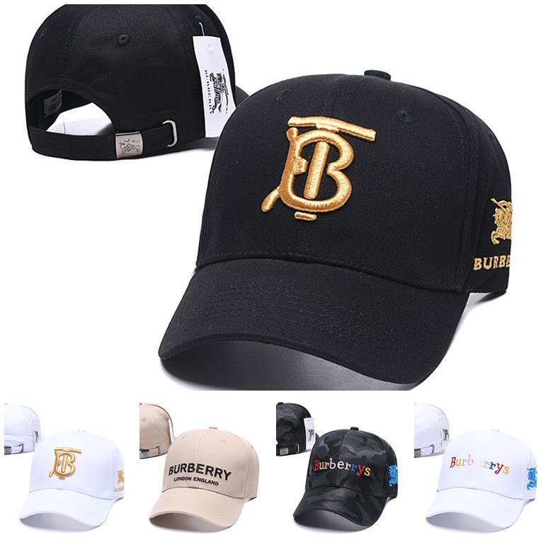 2020 الصيف Antumn متعدد الألوان مصمم قبعات رجل إمرأة شعبية التطريز قبعات البيسبول للجنسين قبعة رياضية Snapbacks قبعة في الهواء الطلق الرياضة