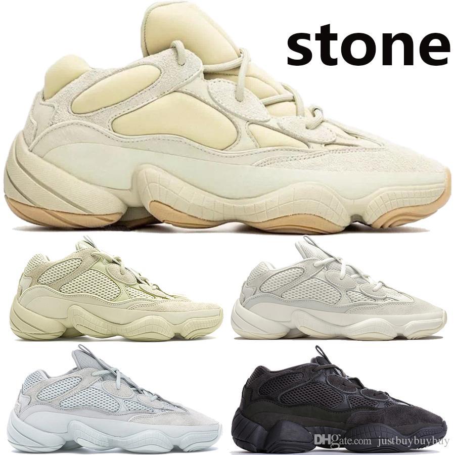 New Kanye West Desert Rat 500 Stone