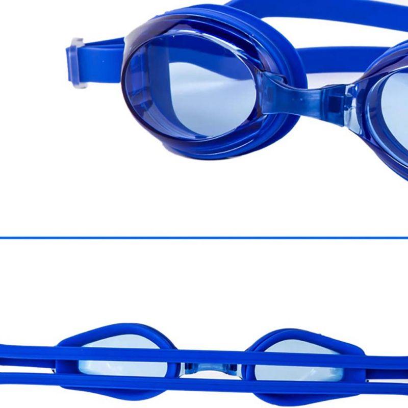 Occhialini da nuoto Costume da bagno per adulti causale anti-fog protezione UV Occhiali Formazione Eyewear Nuoto Sportwear Accessori Nuovo