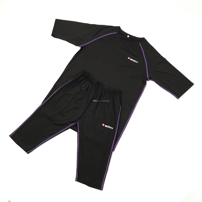 wholesale xbody ems underwear for ems xbody machine x body training suit with xbody ems fitness machines