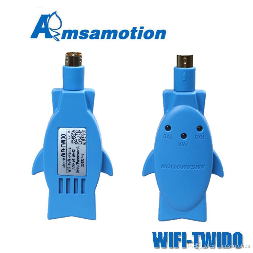 WIFI Wireless Programming Adapter For Schenider Twido/TSX/Neza Series PLC Replace TSXPCX3030 Communication Cable RS485 Adapter