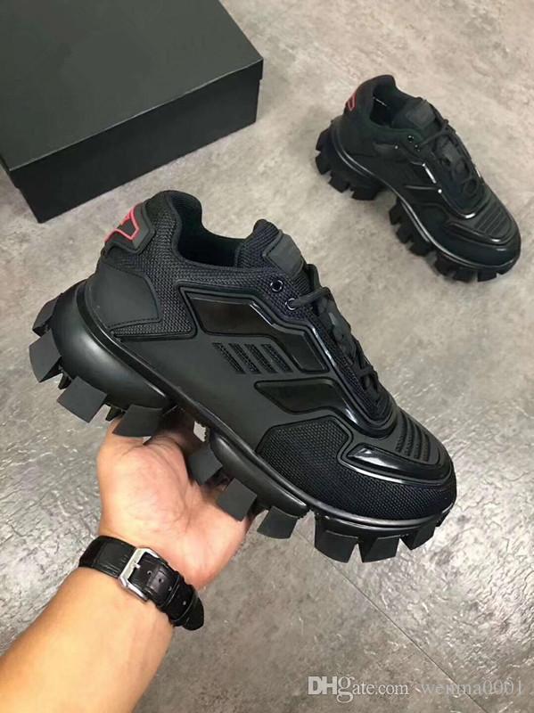 Yeni Erkek Kadın Cloudbust Thunder sneakers lüks tasarım ayakkabı erkek Sneakers kadın Sneakers En Kaliteli boyutu 35-46 kxx06
