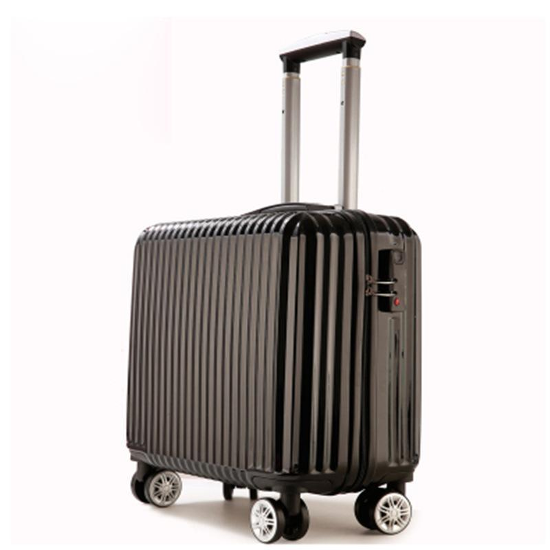 Free2019 Chassis Record Woman Pull Rod Box 18 Inch Travel Leather 24 Light Mini- Trunk 20 Small-sized Male Password